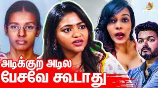Shalu Shamu Blasts | Meera Mithun, Vijay, Suriya, Nepotism