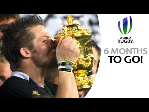 Highs, lows, hits and tries: Rugby World Cup 2011