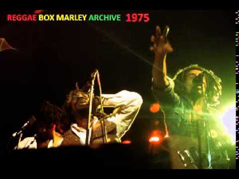 Bob Marley & The Wailers [Live at Nation Stadium, Jamaica 1975] (Full Audio)