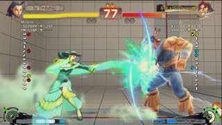 Download Video Minene (Rose) vs Torotei (Hawk) - AE 2012 Match *1080p* MP3 3GP MP4