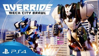 Override: Mech City Brawl | PvP Trailer | PS4