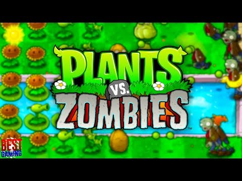 Plants vs. Zombies Walkthrough - FULL GAME GUIDE (All 5 Worlds, Longplay)