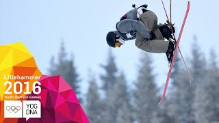 Freestyle Skiing - Slopestyle Final - Full Replay | Lillehammer 2016 Youth Olympic Games