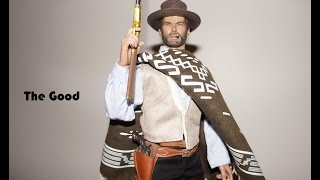 Review The Good (Clint Eastwood) Redman Toys Br