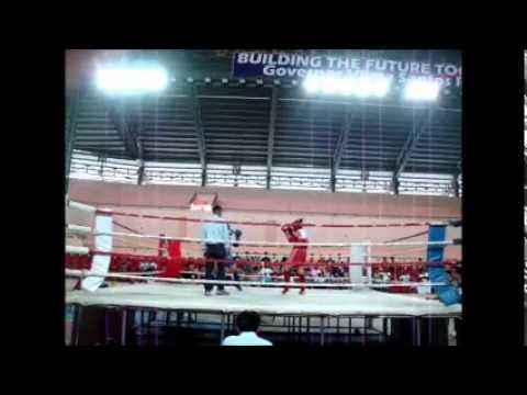 Muay Thai Tournament (1st Southern Luzon Qualifying Tournament)