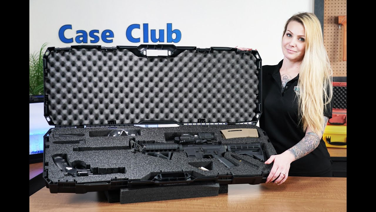 Case Club AR15 Carry Case - Overview - Video