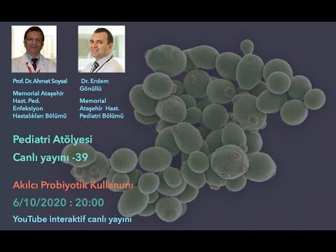 Pediatri pratiğinde akılcı probiyotik kullanımı
