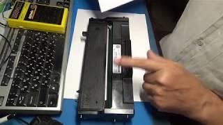 Принтер Ricoh SP 150W ресурс родного картриджа