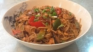 How to cook Charlie Chan Chicken Pasta