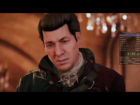 Assassin's Creed Unity Any% v1.4.0 Speedrun (2:54:39 RTA)