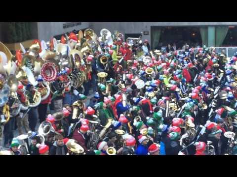 Tuba Christmas NYC 2014