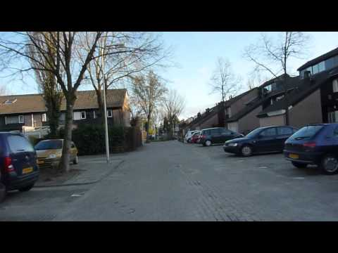 Bicycle Trip: Krommerijnlaan in Zeist to Laan van Cattenbroek in Zeist [CTZ part 1]