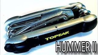MTB praat: TOPEAK HUMMER II REVIEW