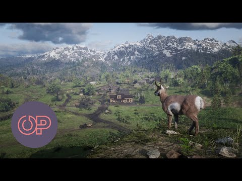 Other Places: One Day in Valentine (Red Dead Redemption 2)