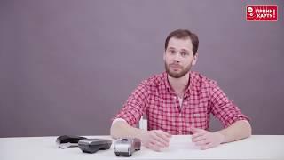 видео Банковский pos Терминал