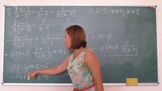 Математика это просто. Алгебраические уравнения 3.