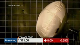 Takata Knew of Air Bag Flaw in 2001: Report