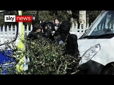 Salisbury poisoning suspects wanted over Czech explosion
