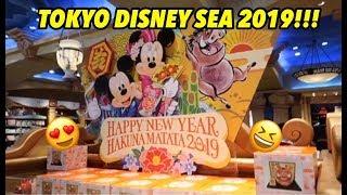 TOKYO DISNEY SEA 2019!!!