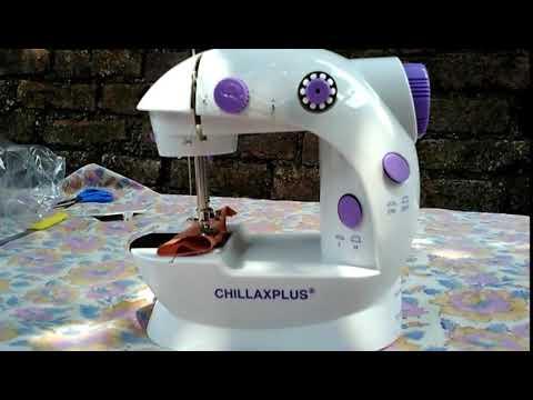 MINI SEWING MACHINE| Chillaxplus Sew Smart|Best Silai Machine Under 1000