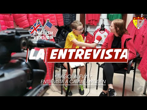 la-entrevista- -tiago-y-carrie-madden-¡english-version!
