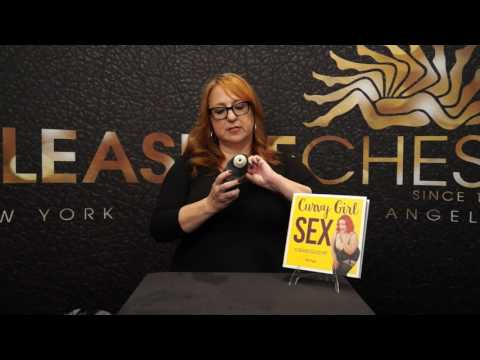 Elle Chase on the Womanizer W500 Deluxe