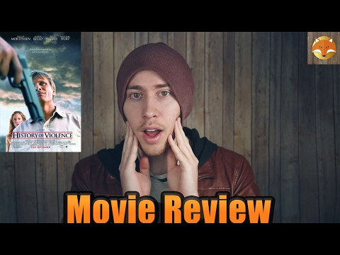 A History of Violence-Movie Review (Request)
