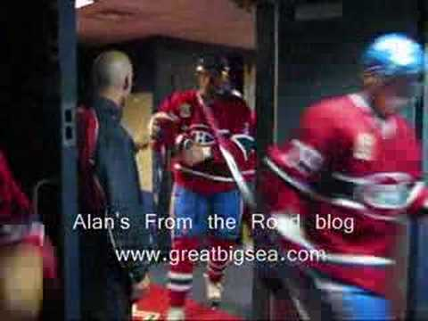 Alan's FTR — Welcome, Canadiens