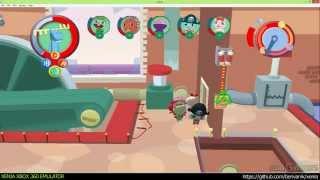 Xenia Xbox 360 Emulator - Happy Tree Friends False Alarm Ingame!