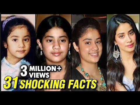 Janhvi Kapoor 31 UNKNOWN SHOCKING Facts  Happy Birtay Janhvi Kapoor