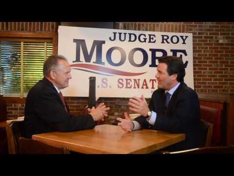Paul Patterson Interviews Judge Roy Moore