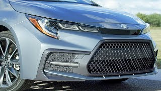 2021 Toyota Corolla sedan – Ready to fight Honda Civic