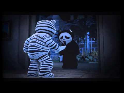 Naughty Bear: Panic in Paradise - Ghostfacebear Trailer
