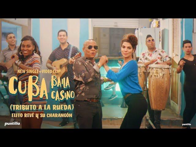Elito Revé y su Charangón - Cuba Baila Casino I Tributo a la Rueda de Casino