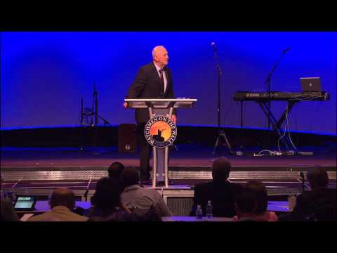 Jerry Boykin - The Call to the Watchmen
