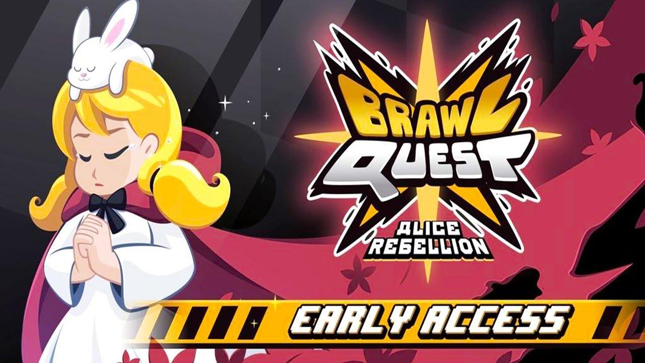 ผลการค้นหารูปภาพสำหรับ Brawl Quest: Alice Brigade
