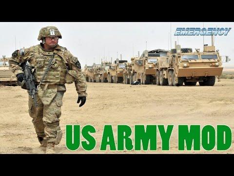 Emergency 4 - US Army Mod