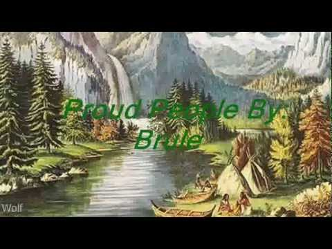 """Proud People"" Brule, Instrumental"