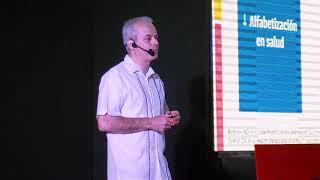 Alfabetizando en salud | Giordano Pérez Gaxiola | TEDxHumaya