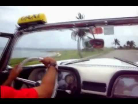 Thunderbird 1959 Paseando Por La Habana