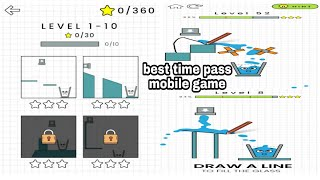 Happy glass | best time pass mobile game | gameplay | by author of gamers