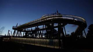 Folkevandring Til Stovners Nye Turattraksjon