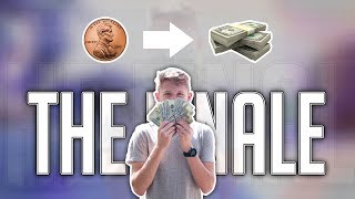 Turning $0.01 into $1,000 - The Finale