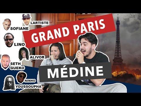 PREMIERE ECOUTE - Médine - Grand Paris (feat. Sofiane, Lino, Youssoupha...)