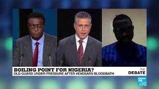 Boiling point for Nigeria? Old guard under pressure after #EndSARS bloodbath