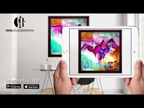 Corazón Rosa: Interactive Art By Ivan Guaderrama