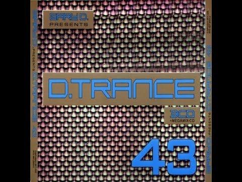 D.Trance 43 Special DJ Mix By Gary D. (CD-4)