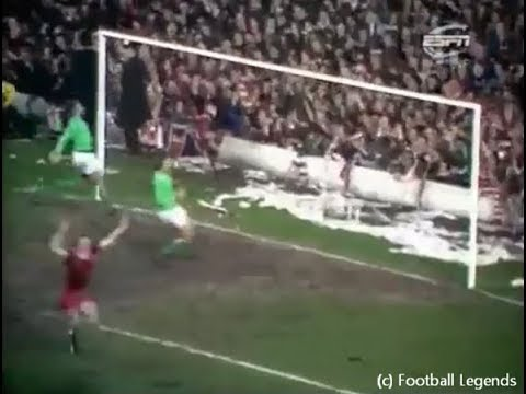 CLASSIC MATCHES - EPISODE 44: Liverpool -v- St Etienne (1976/77) - FOOTBALL LEGENDS