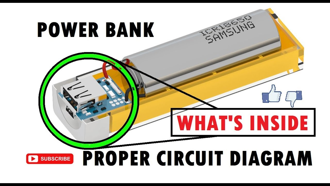 hight resolution of power bank circuit diagram
