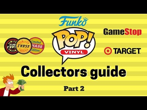 Funko Pop! Collectors Guide part 2